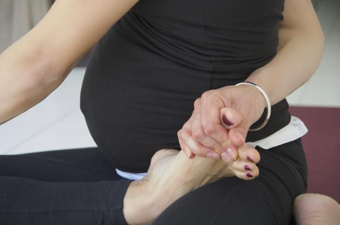 Atelier Yoga Prénatal