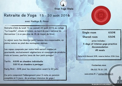 Cultivating your intentions yoga retreat