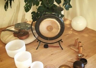 Atelier Yoga / Voyage sonore : Harmonisez les ondes cérébrales